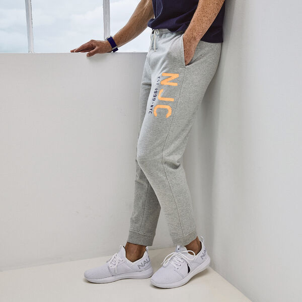 NAUTICA X URBAN NECESSITIES JOGGER - Grey Heather