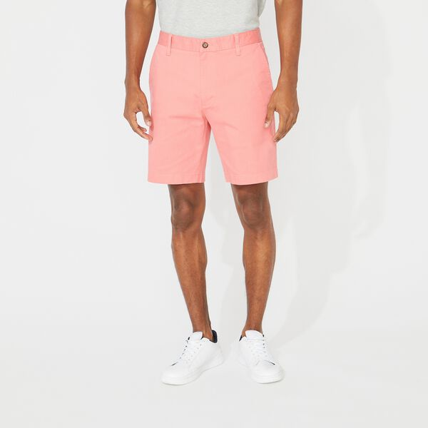 "8"" BIG & TALL CLASSIC FIT DECK SHORTS - Pale Coral"