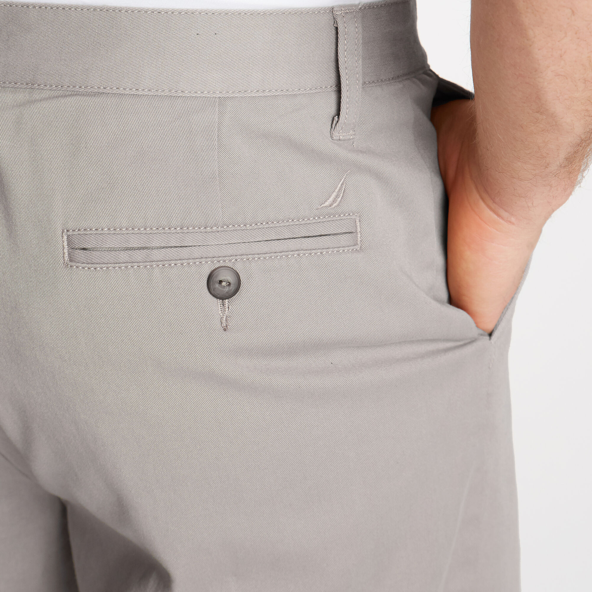Nautica-Mens-10-034-Classic-Fit-Deck-Shorts-With-Stretch thumbnail 7