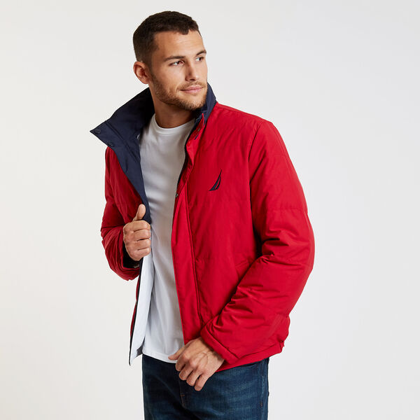 Reversible Down Jacket - Nautica Red