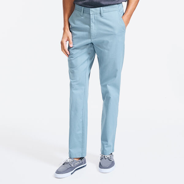 CLASSIC FIT BEDFORD CORD PANTS - Aquasplash