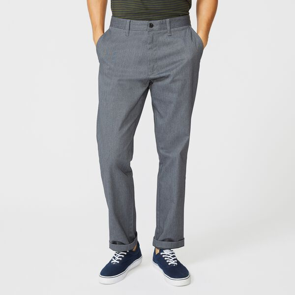 CLASSIC FIT DECK PANT - Heather Grey