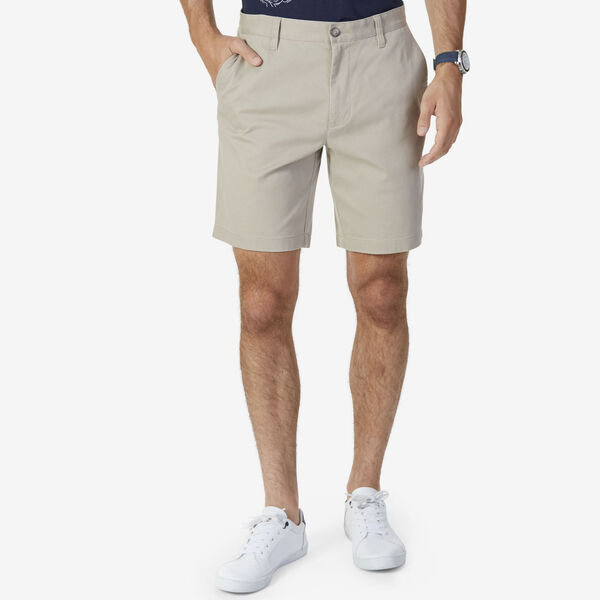 "8.5"" Stretch Deck Short - True Khaki"