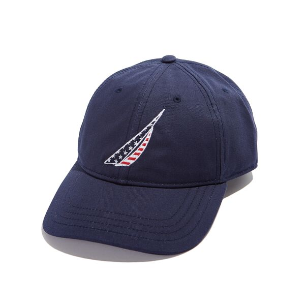 BASEBALL CAP IN AMERICANA J-CLASS - Pure Dark Pacific Wash