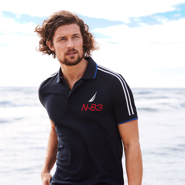 df35333dd61 CLASSIC FIT PERFORMANCE POLO - Navy
