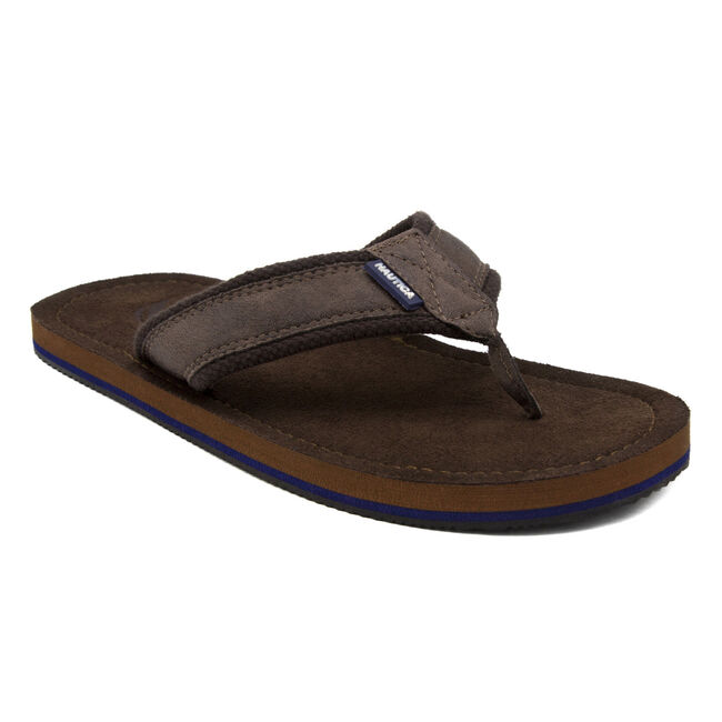 Tayrona T-Strap Sandals,Brown Heather,large