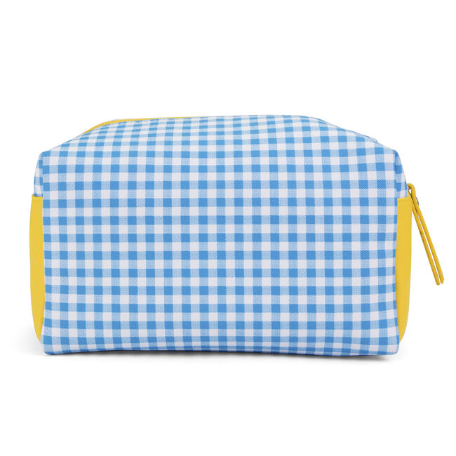 Gingham Shadowbox Case,Rolling River Wash,large