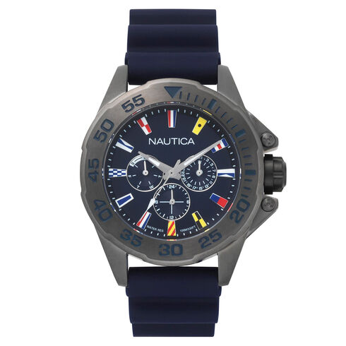 Miami Multifunction Watch - Navy - Navy
