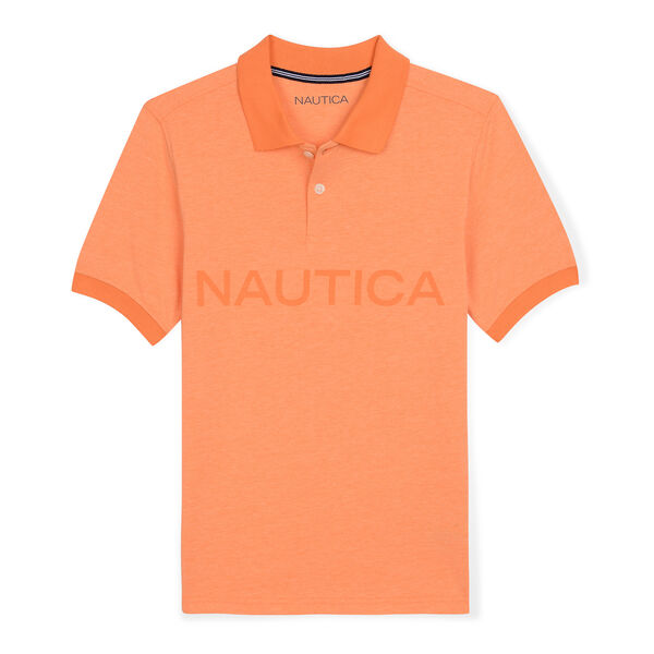 Toddler Boys' Catch of the Day Polo (2T-4T) - Fleet Orange