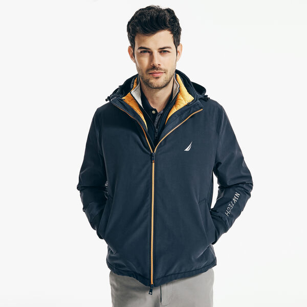 NAVTECH SUSTAINABLY CRAFTED SYSTEM JACKET - Navy