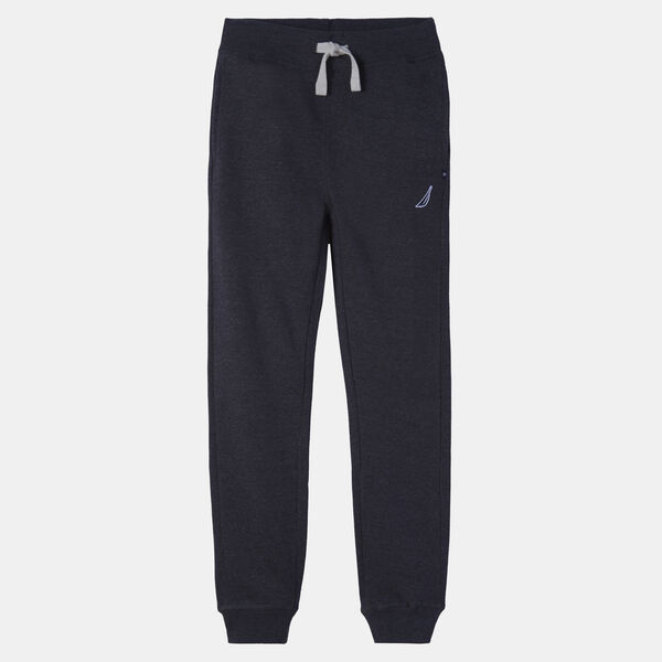 BOYS' J-CLASS FLEECE JOGGER (8-20) - Grey Heather