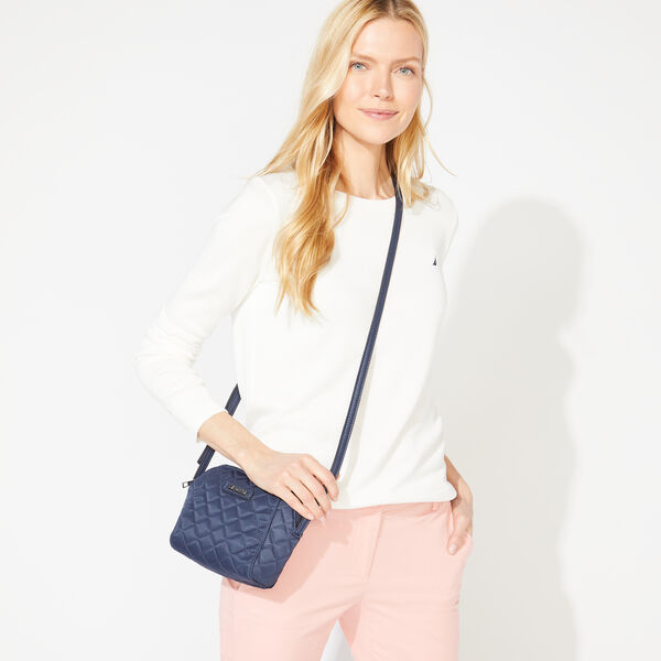 SAILORETTE CROSSBODY BAG - Pure Dark Pacific Wash