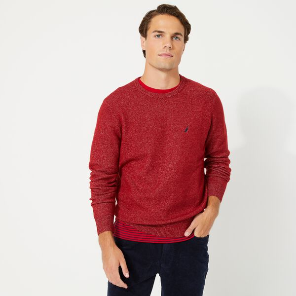SUSTAINABLY CRAFTED J-CLASS SWEATER - Lotus