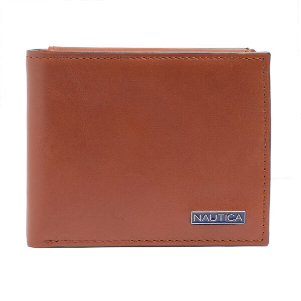 SMOOTH LEATHER PASSCASE - Military Tan