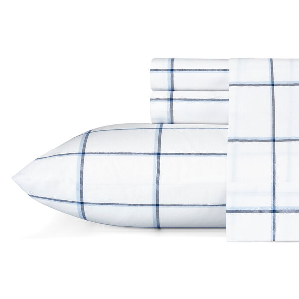 Plot Blue Sheet Set - Stellar Blue Heather