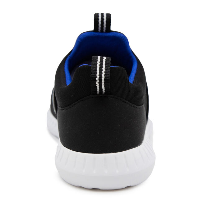 BOY'S COMFY ALL DAY SNEAKER,Black,large