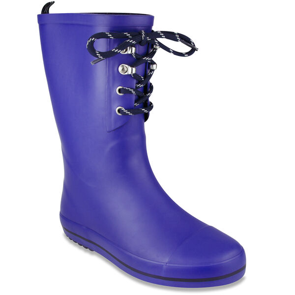 Lanita Rain Boots - Big Blue Wave