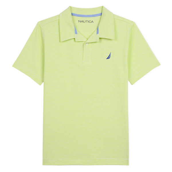 TODDLER BOYS' SPENCER POLO (2T-4T) - Tillman Bay
