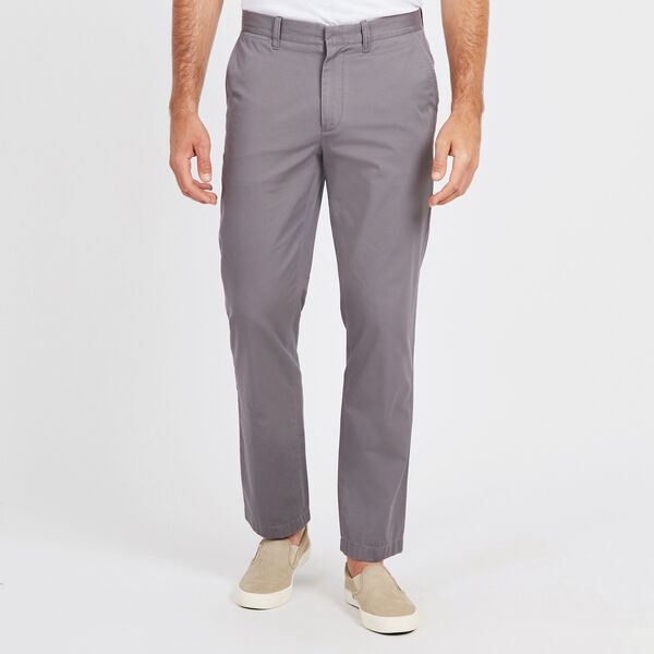 CLASSIC FIT BEDFORD CORD PANTS - Castlerock Grey