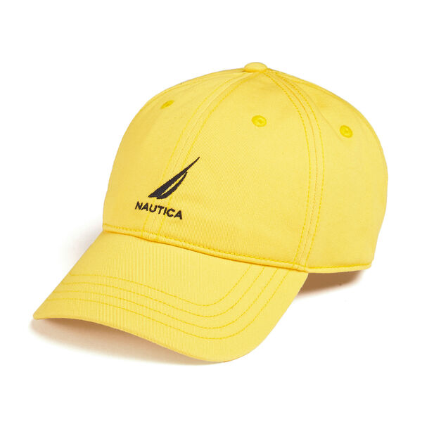 J-Class Logo Baseball Cap - Pulp Yellow
