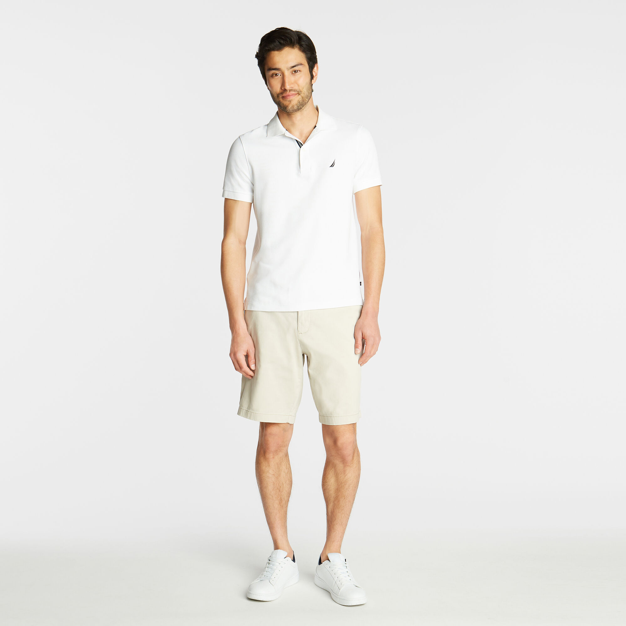 Nautica-Mens-10-034-Classic-Fit-Deck-Shorts-With-Stretch thumbnail 43