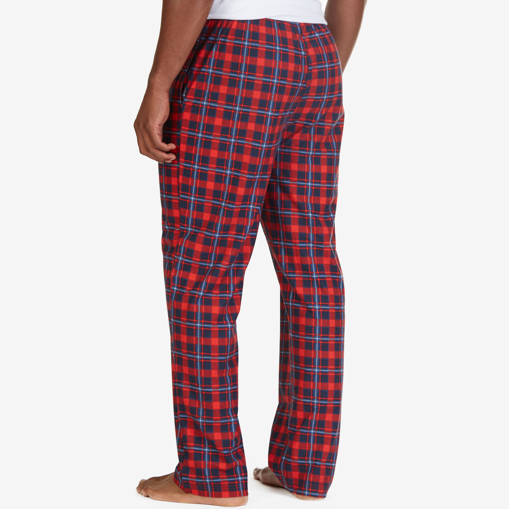 Plaid Lightweight Sueded Fleece Pajama Pant  1b45d9639