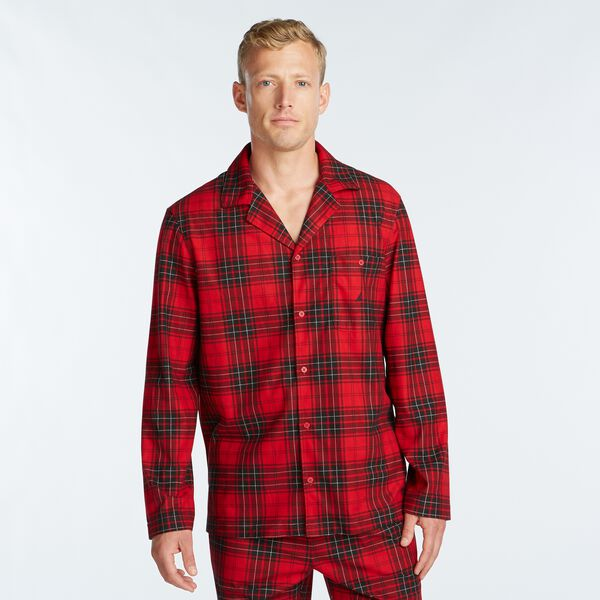 CLASSIC-FIT PAJAMA SET - Nautica Red
