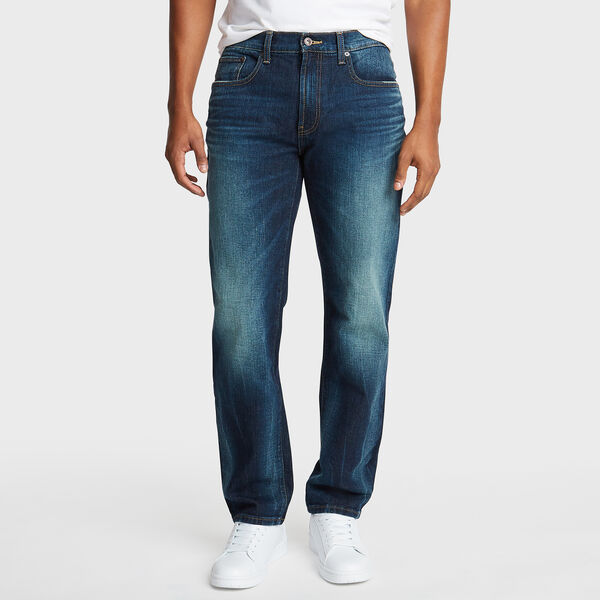 Athletic Fit Jeans - French Blue