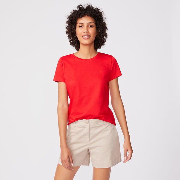CLASSIC-FIT J-CLASS TEE - Tomales Red