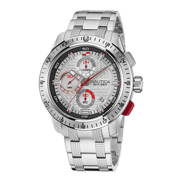 NST 101 STAINLESS STEEL WATCH - Multi