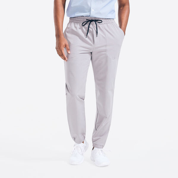 NAVTECH SLIM FIT JOGGER - Light Putty
