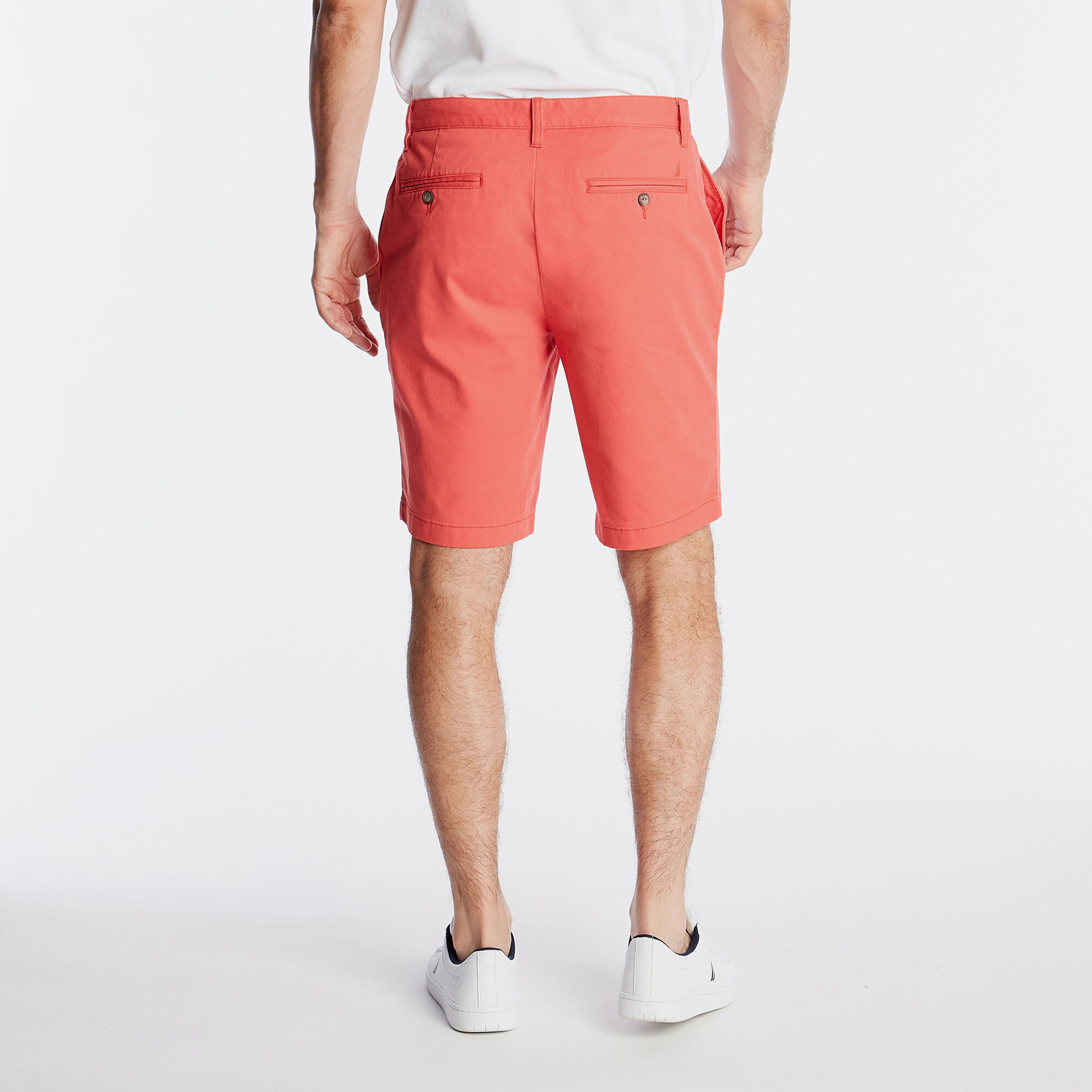 Nautica-Mens-10-034-Classic-Fit-Deck-Shorts-With-Stretch thumbnail 27