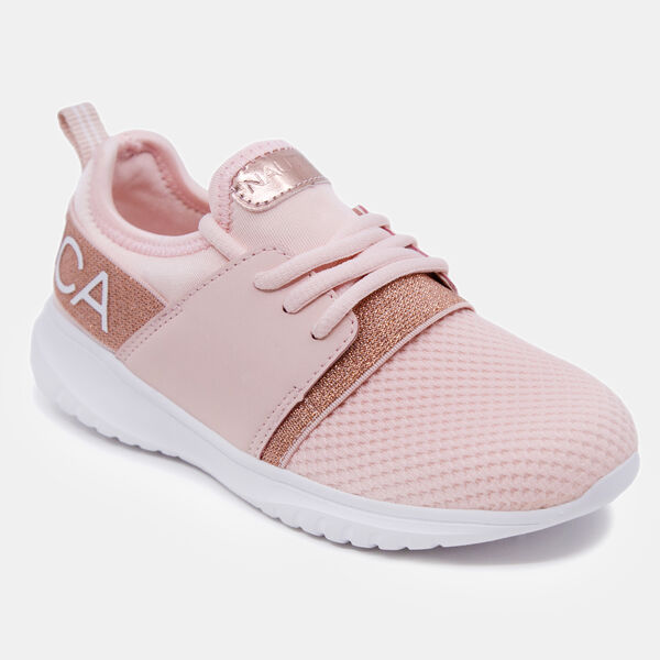 GIRL'S LIGHTWEIGHT EVERYDAY SNEAKER - Yellow (nrma Code)