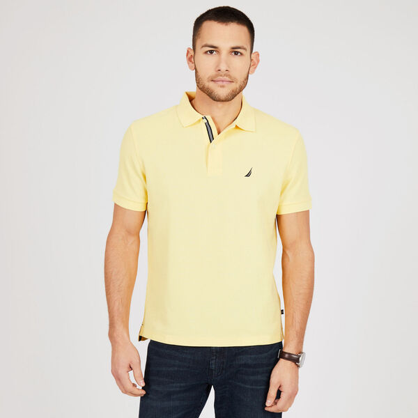Classic Fit Performance  Polo - Corn