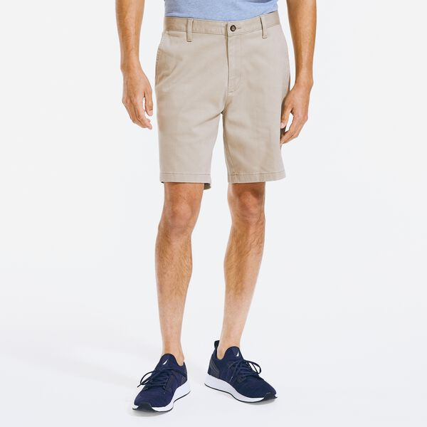 "9"" CLASSIC FIT PERFORMANCE DECK SHORT - True Khaki"