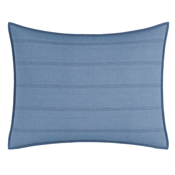 Buchanon Pillow Sham - Navy