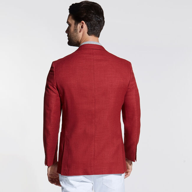 Jensen Jacket in Red,Glory Red,large