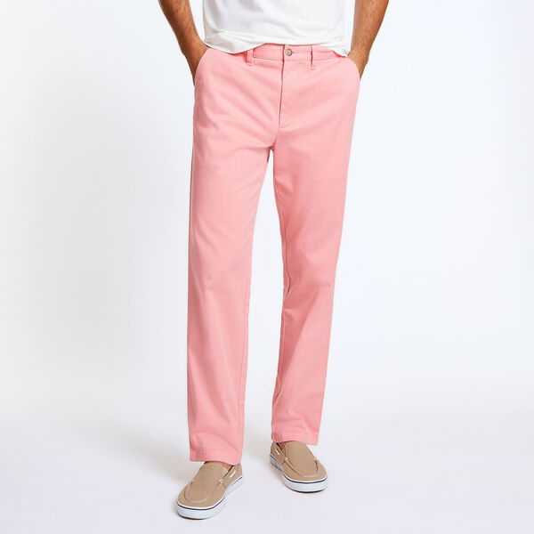 Classic Fit Deck Pant - Lobster Red