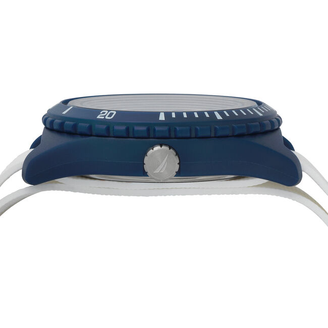 Surfside 3-Hand Watch - Blue,Multi,large