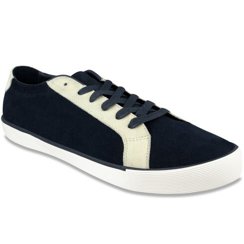 Chatfield Sneakers - Blue Suede - Union Blue