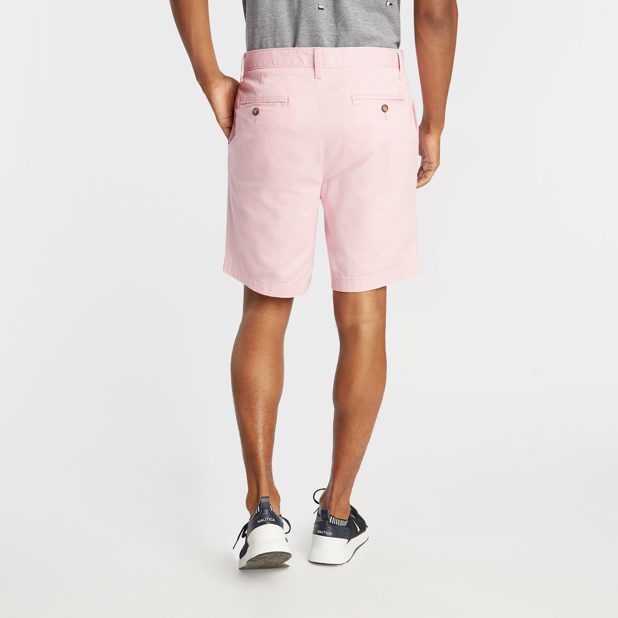 Nautica-Mens-8-5-034-Classic-Fit-Deck-Short-With-Stretch thumbnail 37
