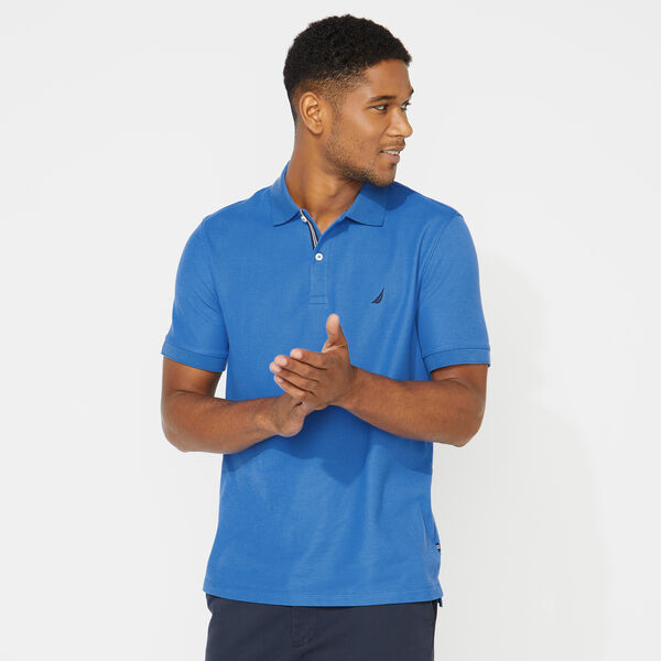 CLASSIC FIT DECK POLO - True Navy