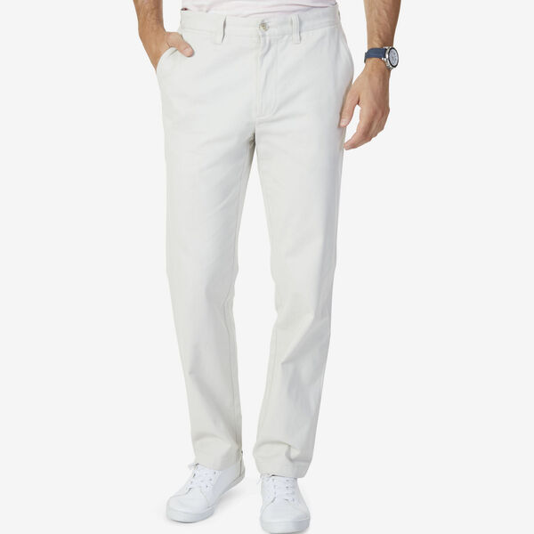 Classic Fit Performance Deck Pant - Nautica Stone