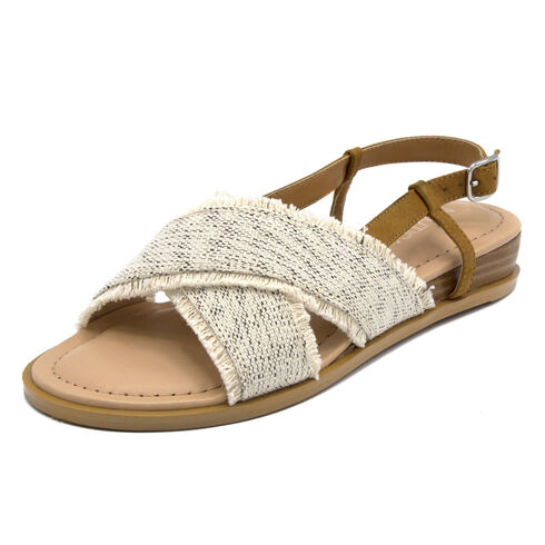 Basin Slide Sandals - Earth/rope Khaki