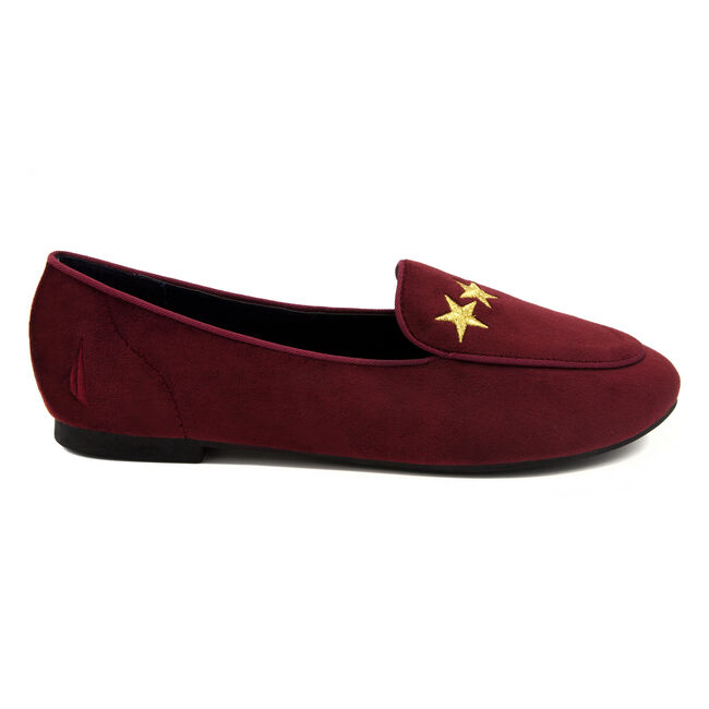 Campanil Slip-On Loafers,Rio Red,large