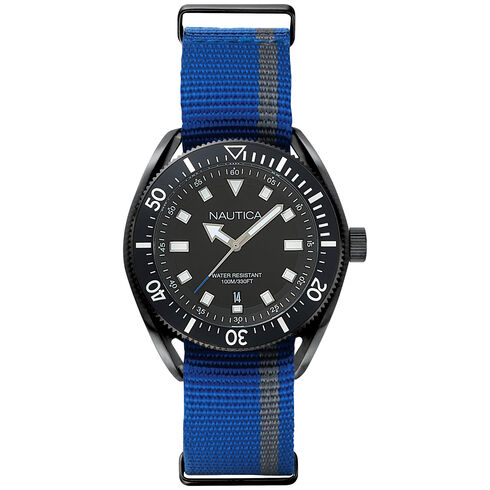 PRF Date Watch - Blue & Gray - Multi