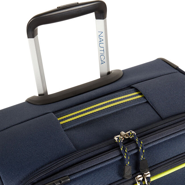 """Airdale 25"""" Expandable Spinner Luggage,True Navy,large"""