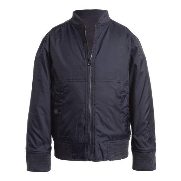 BOYS' BOMBER JACKET - Workshirt Blue