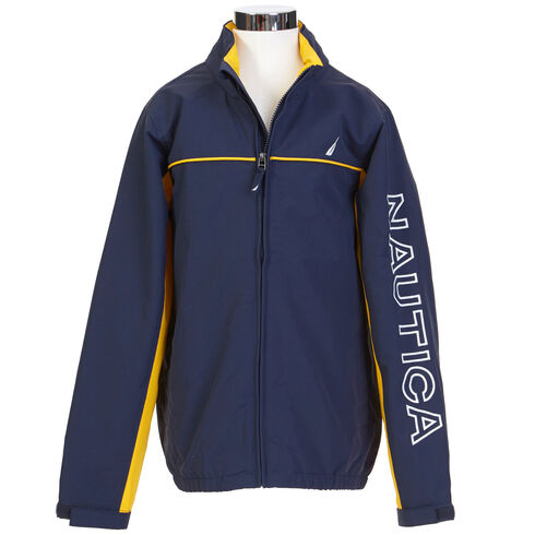 Boys' Anchor J-Class Jacket (8-20) - Sport Navy