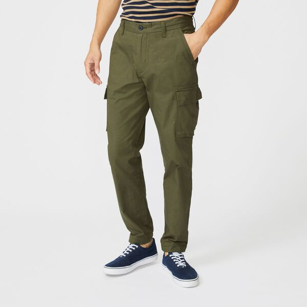 RIPSTOP CARGO PANT - Olive